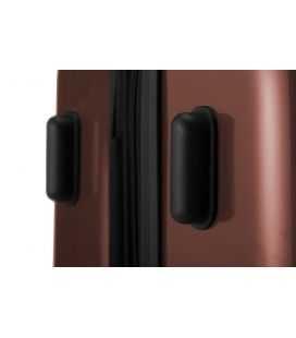 Чемодан Alex Mini коричневый картинка, изображение, фото