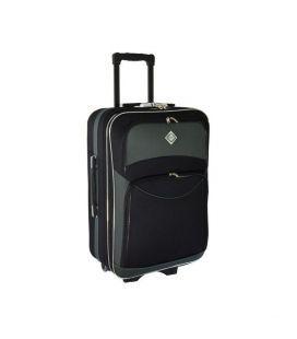 Чемодан RGL 773 Mini черно-серый