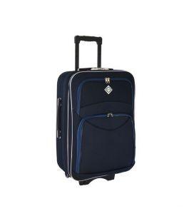 Чемодан Bonro Style Midi синий
