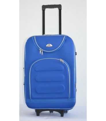 Чемодан Bonro Lux Mini синий картинка, изображение, фото