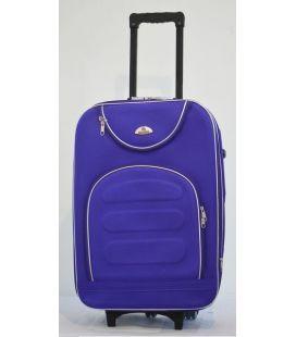 Чемодан Bonro Lux Midi фиолетовый