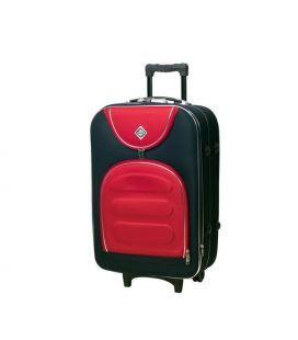 Чемодан Bonro Lux Midi сине-красный