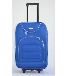 Чемодан Bonro Lux Maxi голубой