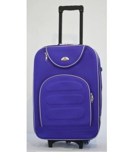 Чемодан Bonro Lux Maxi фиолетовый
