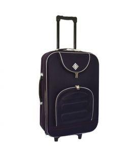 Чемодан Bonro Lux Maxi темно-фиолетовый