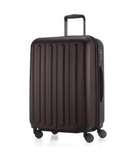 Чемодан Tegel Midi коричневый