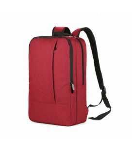 """Рюкзак для ноутбука 15"""" Totobi Modul червоний"""