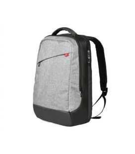"Рюкзак для ноутбука 17""  Totobi Aston серый"