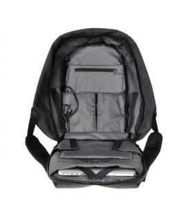 """Рюкзак для ноутбука 15"""" Discover Lennox голубой"""