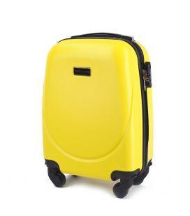 Чемодан Wings 310 Extra Mini желтый