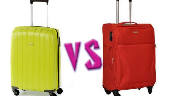Как выбрать чемодан на колесах:ткань или пластик